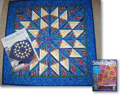 Split Log Cabin Quilt Pattern Free Quilt Patterns